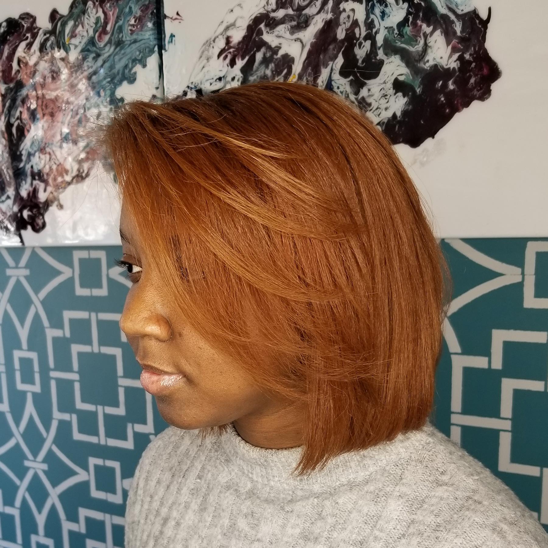 The Slique Hair Studio in Harlem - Client Gallery