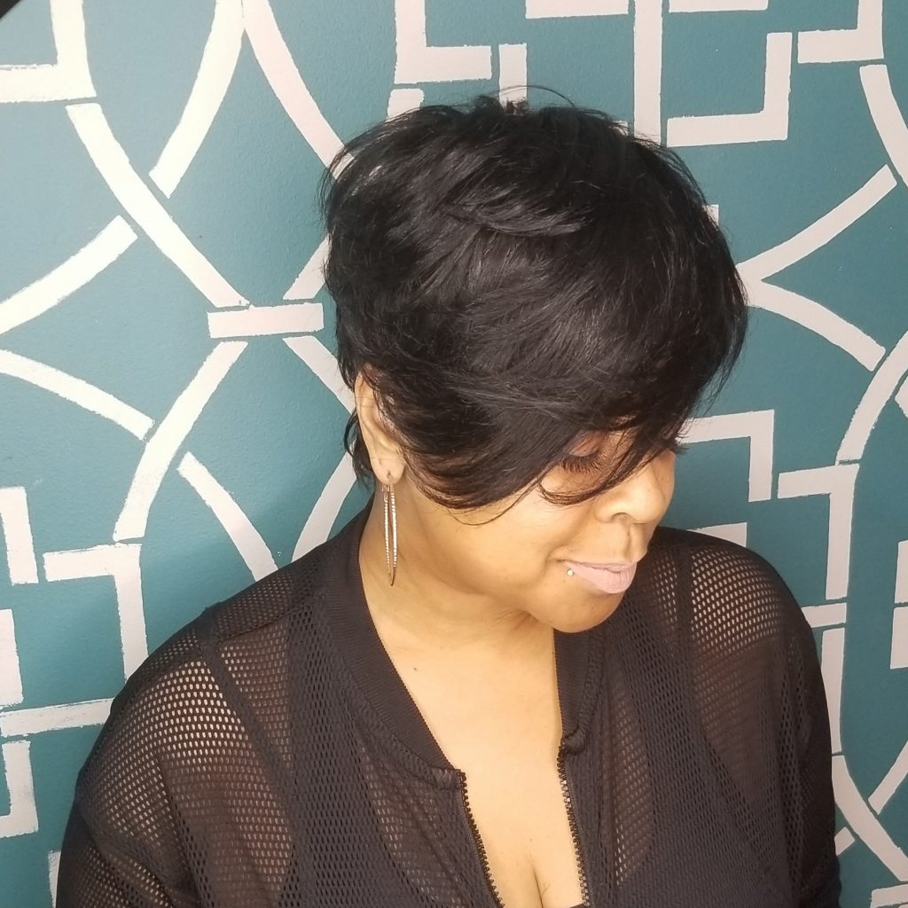 The Slique Hair Studio in Harlem - Client Gallery