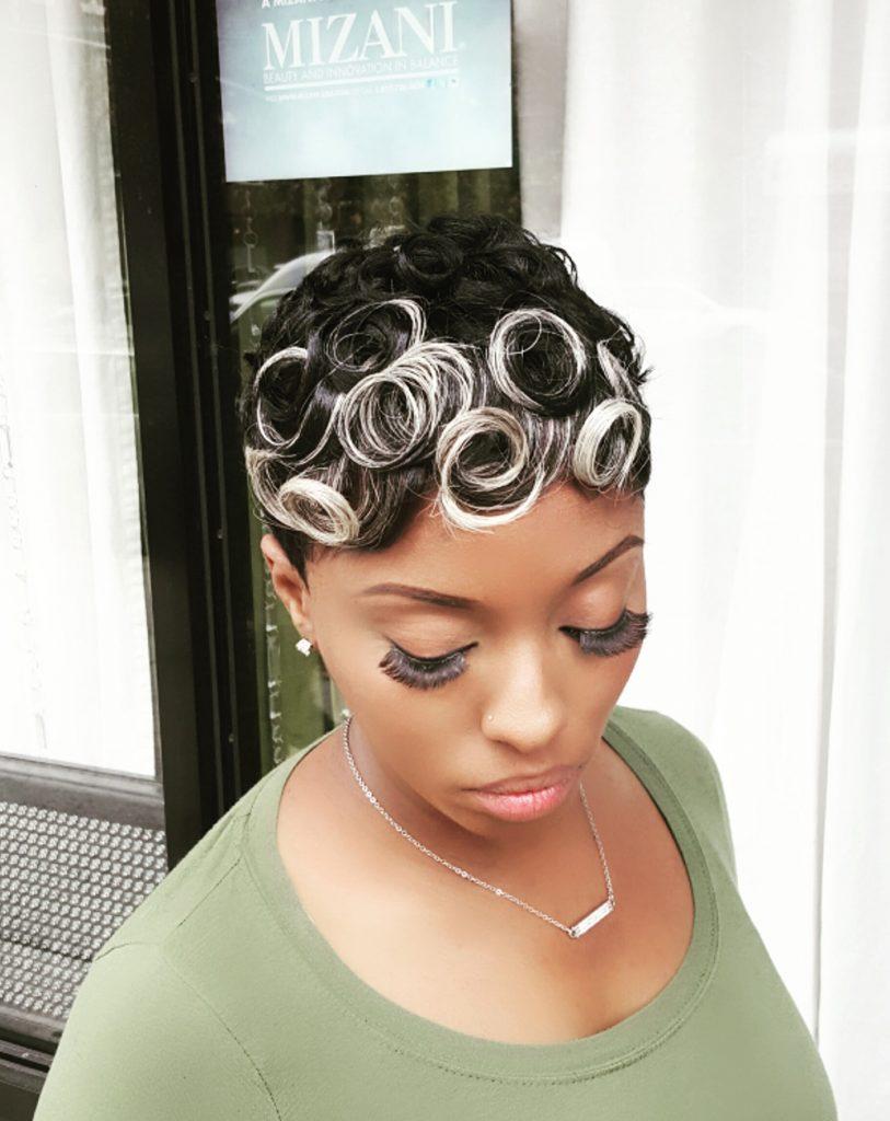 client - The Slique Hair Studio in Harlem